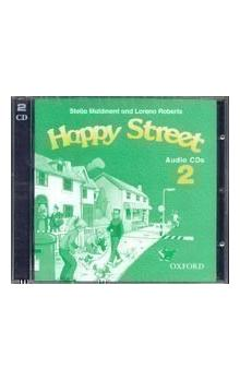 Happy Street 2 Class Audio CDs /2/ - Maidment Stella Roberts Lorena