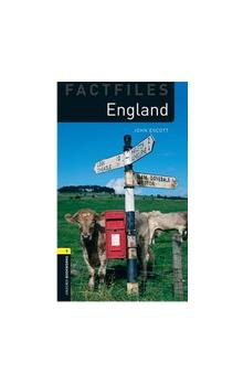 Oxford Bookworms Factfiles New Edition 1 England