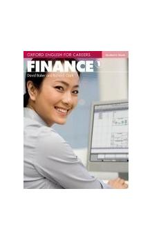 Oxford English for Careers: Finance 1 Student´s Book