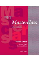 Pet Masterclass Student´s Book with Introduction to Pet Pack