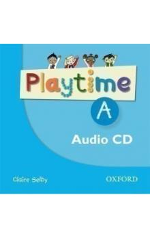 Playtime a Class Audio CD