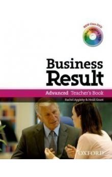 Business Result DVD Edition Advanced Teacher´s Book Pack
