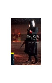 Oxford Bookworms Library New Edition 1 Ned Kelly with Audio CD Pack - Lindop Christine