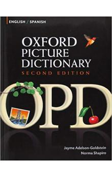 Oxford Picture Dictionary Second Ed. English / Spanish