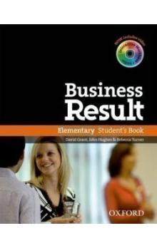 Business Result DVD Edition Elementary Student´s Book + DVD-ROM Pack