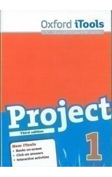 Project the Third Edition 1 New iTools DVD-ROM with Book on Screen - Hutchinson T.
