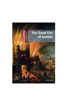 Dominoes Second Edition Level Starter - the Great Fire of London - Hardy, Gould Janet