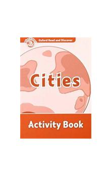 Oxford Read and Discover Level 2: Cities Activity Book