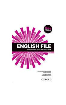 English File Third Edition Intermediate Plus Teacher´s Book with Test and Assess -- + CD-rom