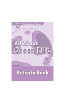 Oxford Read and Discover Level 4: Ocean Life Activity Book