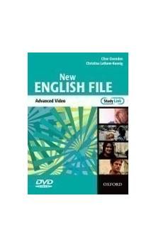 New English File Advanced DVD - Oxenden C.