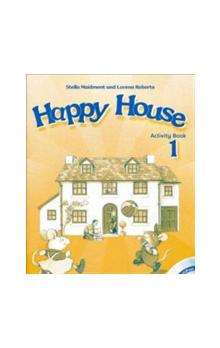 Happy House 1 Activity Book with MultiRom Pack