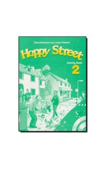 Happy Street 2 Activity Book with MultiRom Pack - Maidment Stella Roberts Lorena