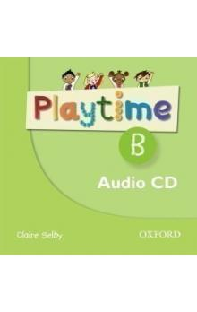 Playtime B Class Audio CD