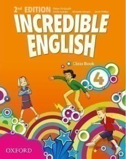Incredible English 4 Class Book (2nd) - Phillips Sarah