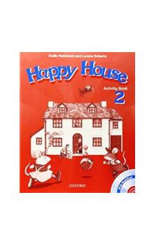 Happy House 2 Activity Book with MultiRom Pack