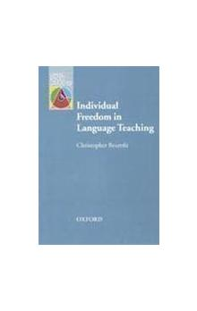Oxford Applied Linguistics: Individual Freedom in Language Teaching