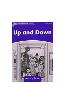 Dolphin Readers 4 - Up and Down Activity Book