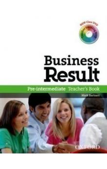 Business Result DVD Edition Pre-intermediate Teacher´s Book Pack