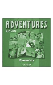 Adventures Elementary Class Audio CD /2/