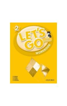 Let's Go Fourth Edition 2 Workbook