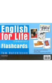 English for Life Elementary Flashcards
