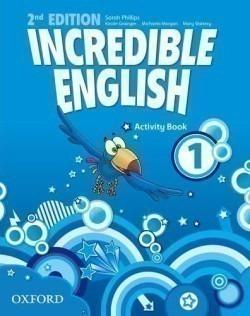 Incredible English 2nd Edition 1 Activity Book