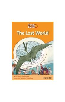 Family and Friends Reader 4c the Lost World