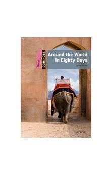 Dominoes Second Edition Level Starter - Around the World in Eighty Days + MultiRom Pack - Verne Jules