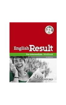 English Result Pre-intermediate Workbook with Key + MultiRom Pack