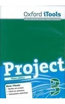 Project the Third Edition 3 New iTools DVD-ROM with Book on Screen - Hutchinson T.
