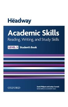 Headway Academic Skills Updated 2011 Ed. 3 Reading & Writing Student´s Book - Harrison R. Philpot S.