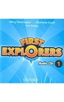 First Explorers 1 Class Audio CDs /2/