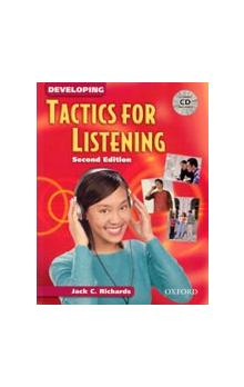 Developing Tactics for Listening Second Edition Student's Book with CD - Richards J. C.