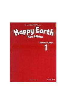 Happy Earth New Edition 1 Teacher´s Book