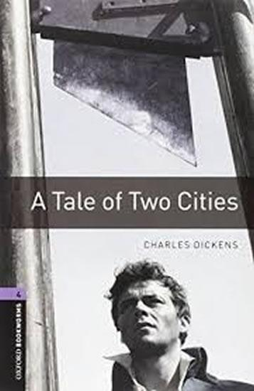 Oxford Bookworms Library 4  A Tale of Two Cities Audio CD Pack