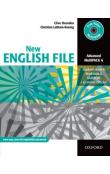 New English File Advanced Multipack A