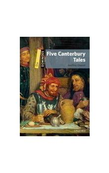 Dominoes Second Edition Level 1 - Five Canterbury Tales