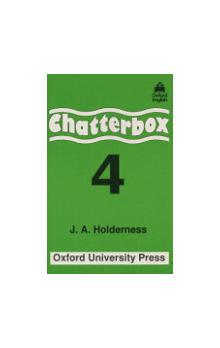 Chatterbox 4 Audio Cassette - Holderness J. A.