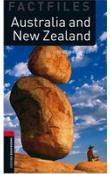 Oxford Bookworms Factfiles New Edition 3 Australia and New Zealand with Audio CD Pack