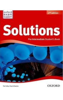 Solutions Pre-Intermediate Student´s Book 2nd Edition