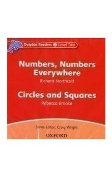 Dolphin Readers 2 - Numbers, Numbers Everywhere / Circles and Squares Audio CD