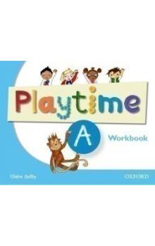 Playtime A Workbook - Selby C., Harmer S.
