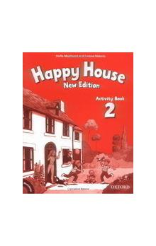 Happy House New Edition 2 Activity Book with MultiRom Pack - Maidment Stella Roberts Lorena