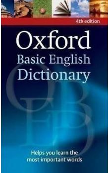 Oxford Basic English Dictionary 4th Edition - Oxford Coll.
