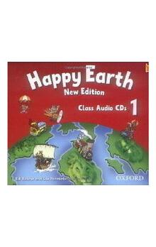 Happy Earth New Edition 1 Class Audio CDs /2/
