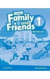 Family and Friends 1 Workbook (2nd)
