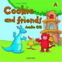 Cookie and Friends a Class Audio CD - Reilly Vanessa