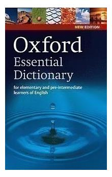 Oxford Essential Dictionary Second Edition+ CD-ROM  Pack