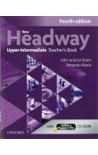 New Headway Fourth Edition Upper Intermediate Teacher´s Book with Teacher´s Resource Disc